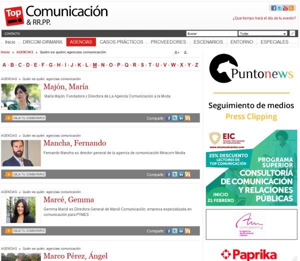 top-comunicacion-maria-majon